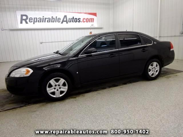 2008 Chevrolet Impala Repairable Hail Damage
