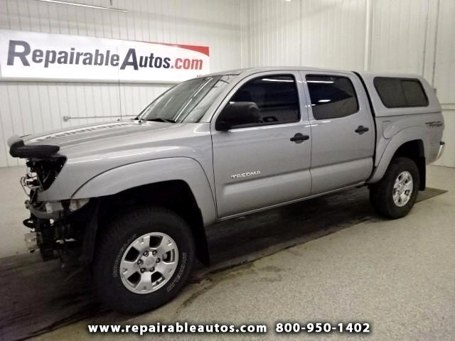 2014 Toyota Tacoma Repairable Front Damage