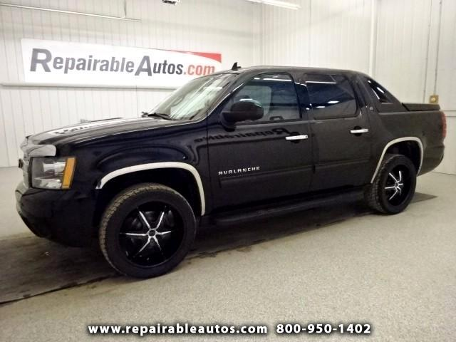 2012 Chevrolet Avalanche LT 4WD Ready to Go