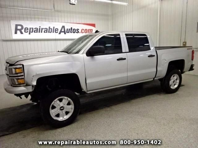 2014 Chevrolet Silverado 1500 LT Repairable Front Damage