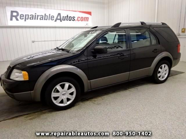 2006 Ford Freestyle SE AWD Repairable Hail Damage