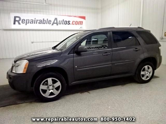 2008 Chevrolet Equinox LT AWD Repairable Hail Damage