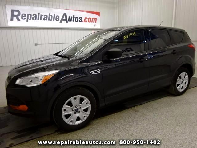 2015 Ford Escape Repairable Hail Damage