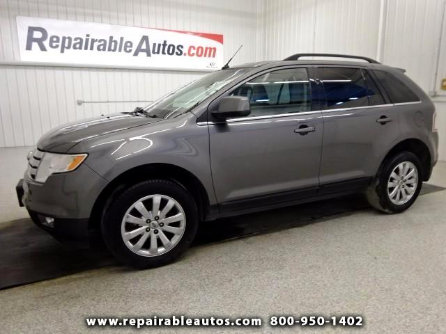 2010 Ford Edge Limited FWD Repairable Hail Damage