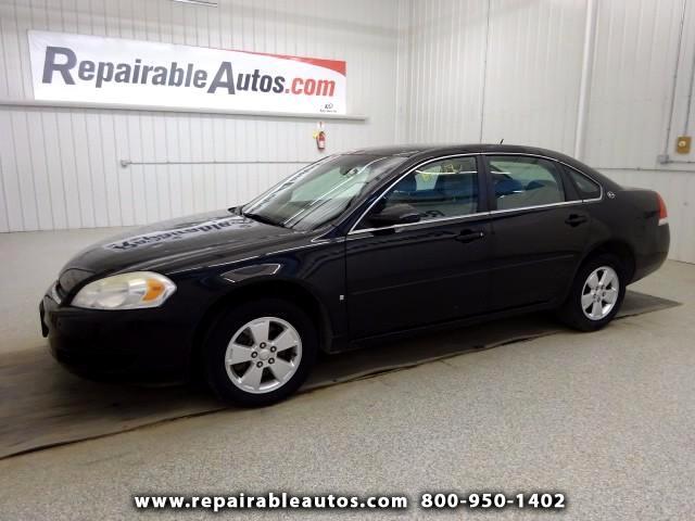 2007 Chevrolet Impala LT Repairable Hail Damage