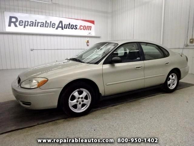 2007 Ford Taurus ** SE Repairable Hail Damage