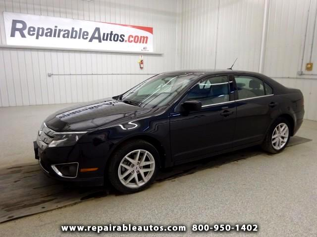 2012 Ford Fusion **SEL Repairable Hail Damage