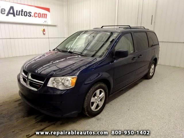 2013 Dodge Grand Caravan **SXT Repairable Hail Damage