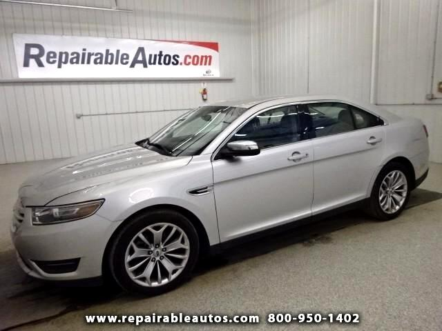2013 Ford Taurus Limited FWD Repairable Hail Damage