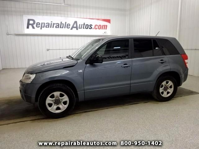 2008 Suzuki Grand Vitara ** FWD Repairable Hail Damage