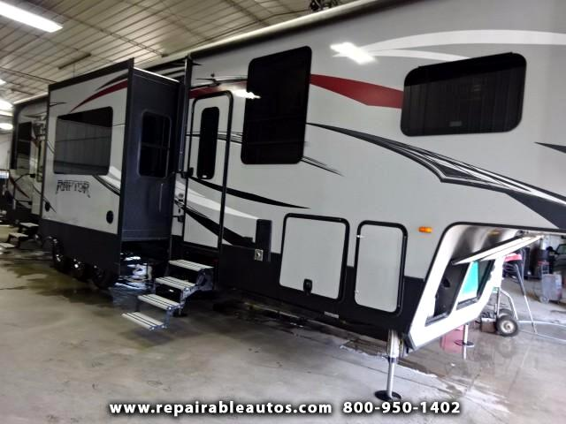 2016 Keystone RV Raptor Repairable Water Damage