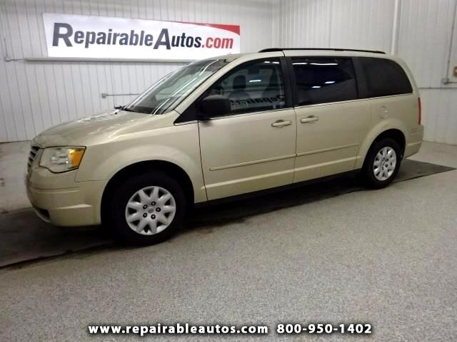 2010 Chrysler Town & Country **LX Repairable Hail Damage
