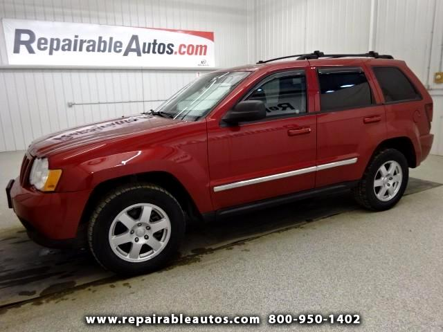2010 Jeep Grand Cherokee **Laredo 4WD Repairable Hail Damage