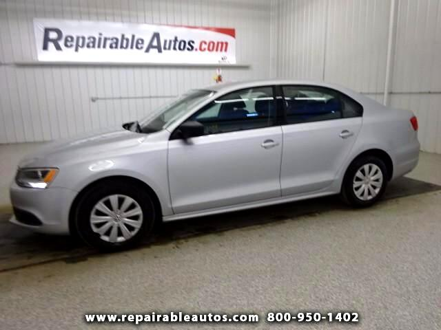 2014 Volkswagen Jetta **Repairable Hail Damage
