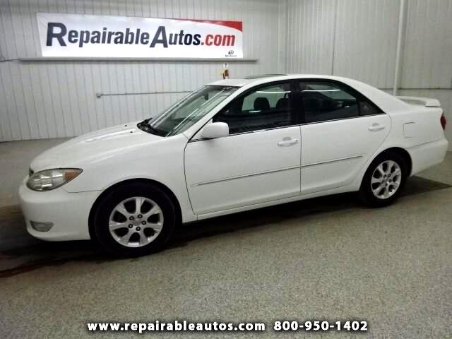 2006 Toyota Camry XLE Repairable Hail Damage
