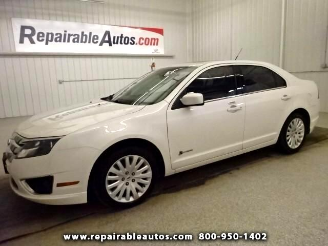2010 Ford Fusion Hybrid **Repairable Hail Damage