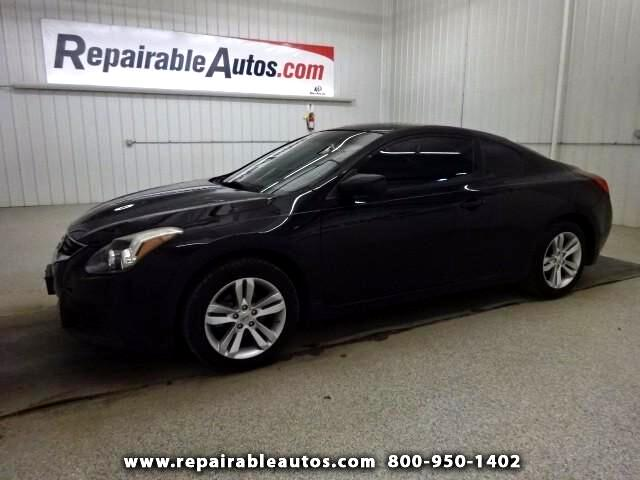2010 Nissan Altima S ** Repairable Hail Damage