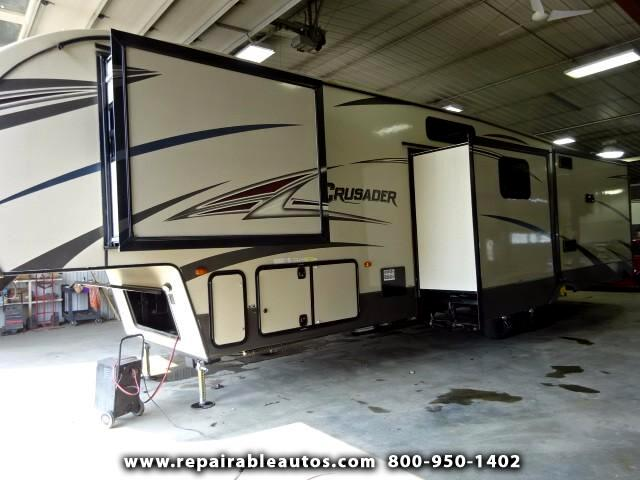 2017 Forest River Crusader 380 Repairable Water Damage