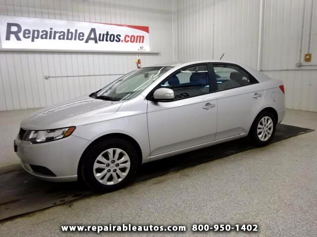 2010 Kia Forte EZ ** Repairable Hail Damage