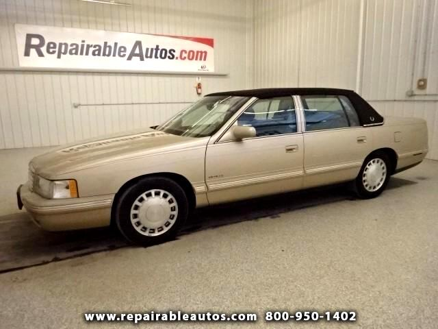 1998 Cadillac DeVille **Repairable Hail Damage