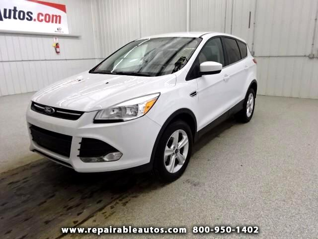 2016 Ford Escape AWD SE Ecoboost Repairable Hail Damage