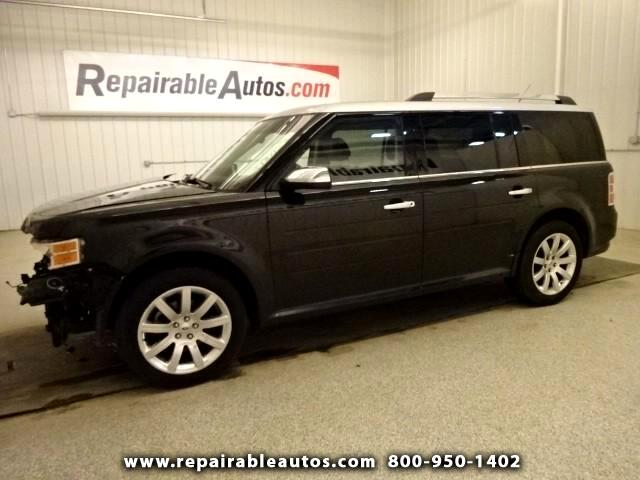 2012 Ford Flex Limted AWD Repairable Front Damage