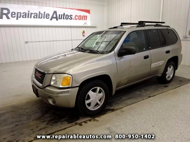 2003 GMC Envoy SLE 4WD** Repairable Hail Damage