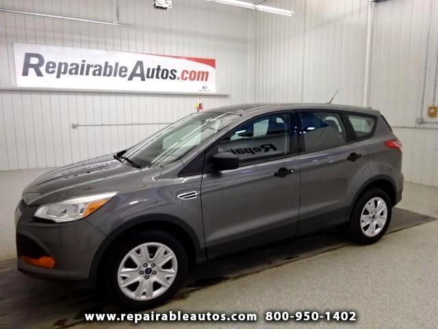 2014 Ford Escape S FWD Repairable Hail Damage