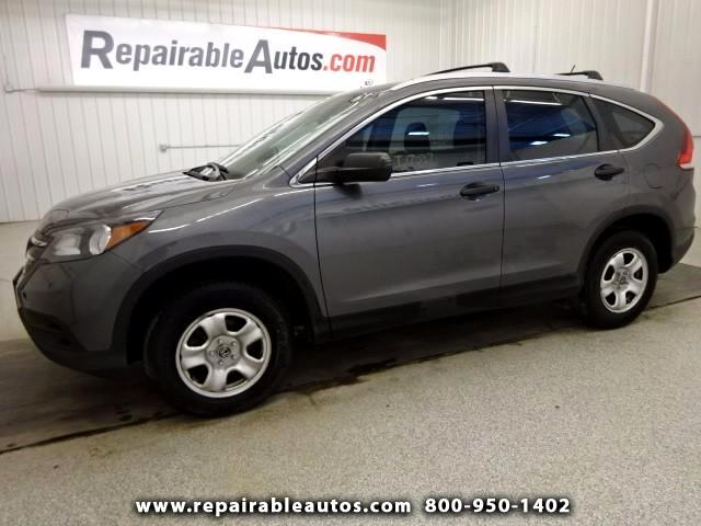 2014 Honda CR-V LX AWD ** Repairable Hail Damage