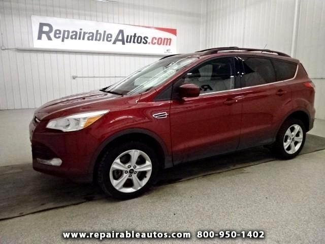 2013 Ford Escape SE AWD Repairable Hail Damage