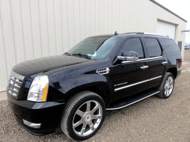 2009 Cadillac Escalade AWD REPAIRABLE THEFT REVIN DAMAGE