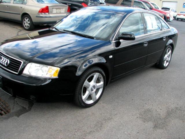 2004 Audi A6 2.7T quattro