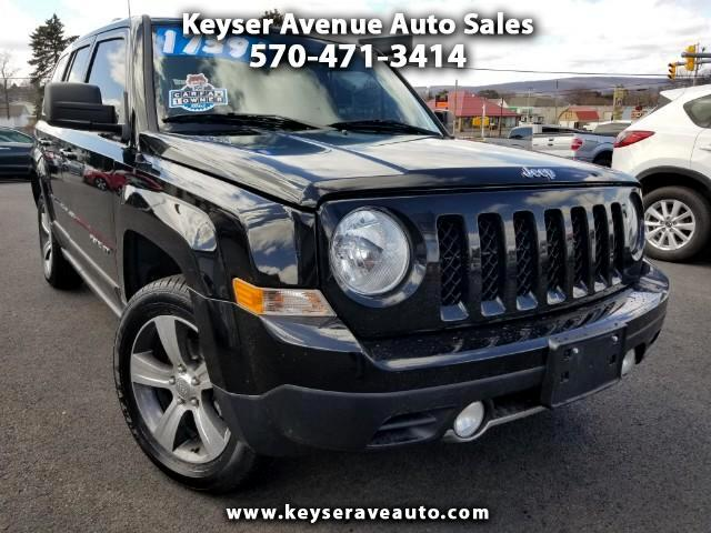 2016 Jeep Patriot High Latitude 4WD