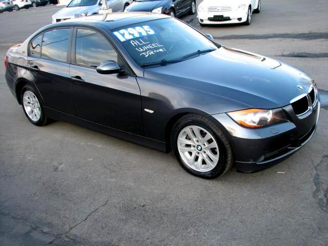2006 BMW 3-Series 325xi Sedan