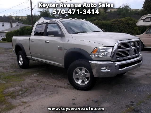 "2010 RAM 2500 Big Horn 4x4 Crew Cab 6'4"" Box"
