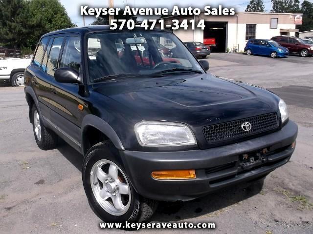 1997 Toyota RAV4 4-Door 4WD