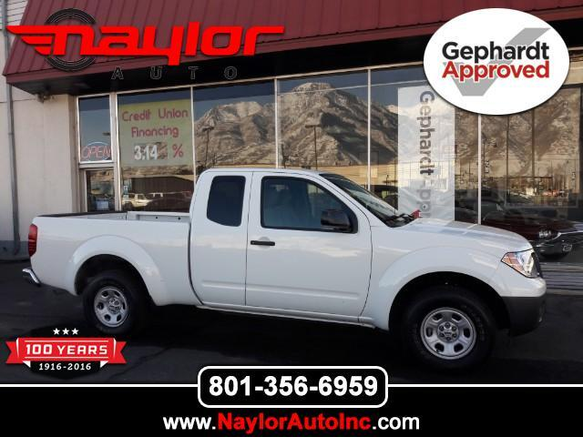 2015 Nissan Frontier King Cab 4x2 S Auto
