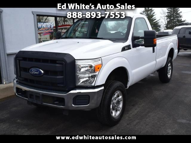 2015 Ford F-250 SD XL 4WD