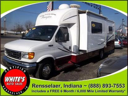 2004 Ford Motorhome
