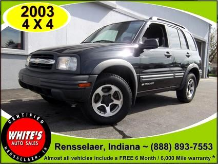 2003 Chevrolet Tracker