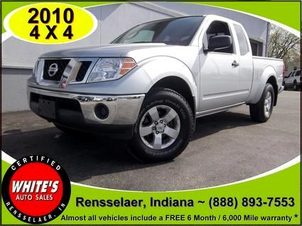 2010 Nissan Frontier