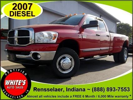 2007 Dodge Ram 3500