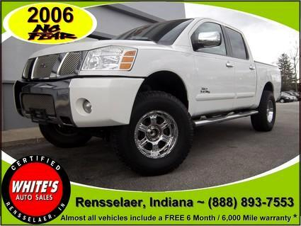 2006 Nissan Titan