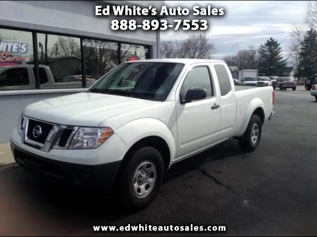 2014 Nissan Frontier S King Cab I4 5AT 2WD
