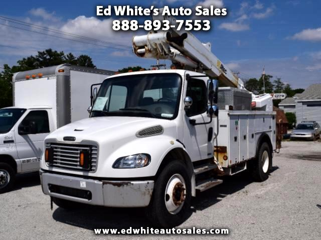 2006 Freightliner M2 106 Medium Duty ALTEC BUCKET TRUCK