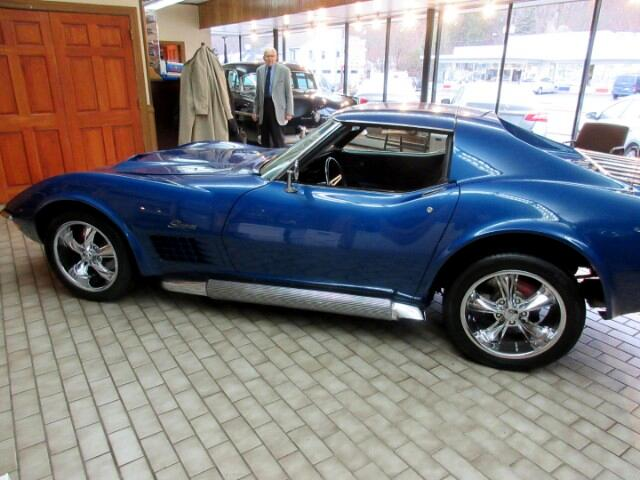 1972 Chevrolet Corvette Sting Ray  STINGRAY 1LT COUPE AUTOMATIC