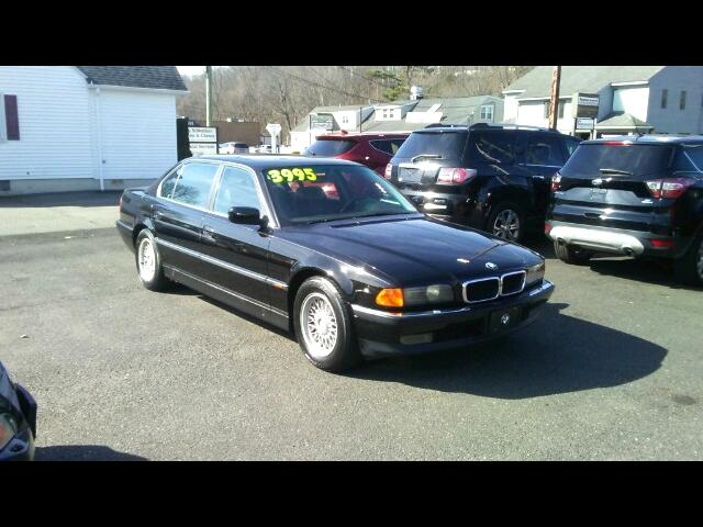 1997 BMW 7-Series 740iL