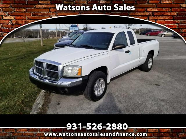 2005 Dodge Dakota SLT Club Cab 2WD