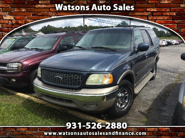 2002 Ford Expedition Eddie Bauer 2WD