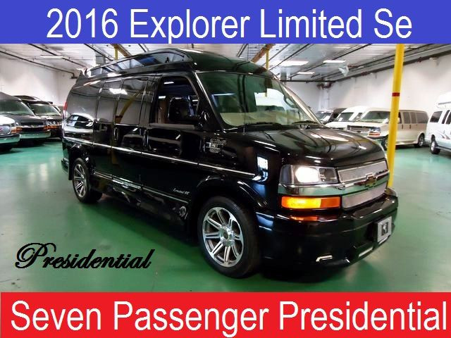2016 Chevrolet Conversion Van Presidential Explorer Limited Se